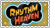 Rhythm Heaven Stamp