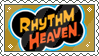 Rhythm Heaven Stamp by raccoontune