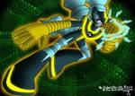 The Electric Cyberwarrior