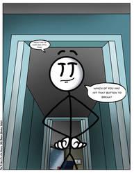 Among Us: Horror on The Skeld - pg 24... FAKE!