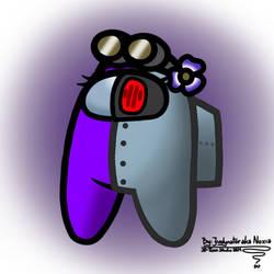 Violett on Airship: Cyborg