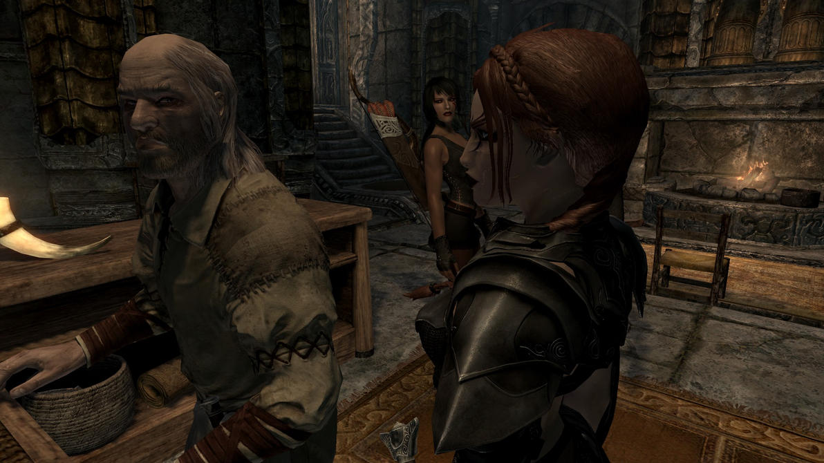 Skyrim - The Deadly Brothers - 68 by ThePHantom52