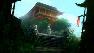 Ancient temple 2