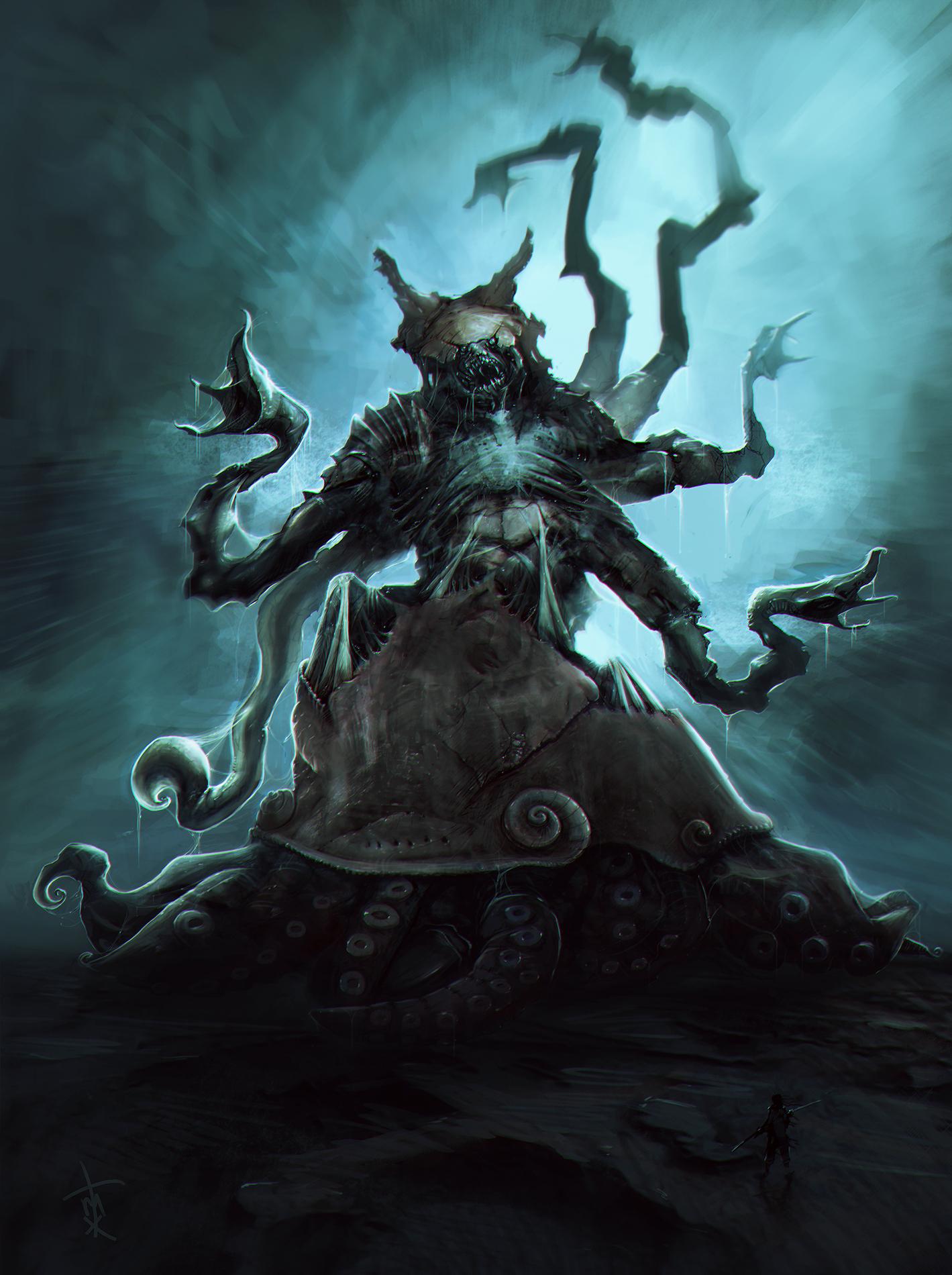 King Crab Water Colossus