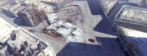 Building site by cesarsampedro
