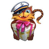 Captain Cat by cesarsampedro
