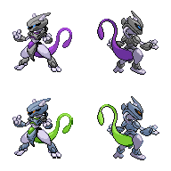 Armoured Mewtwo by PClaydon
