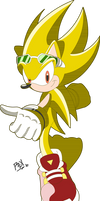 2007 - Sonic Riders: Super Sonic