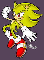 Sonic Adventure - Super Sonic by RGXSuperSonic