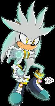 2019 - Silver the Hedgehog (Sonic X)