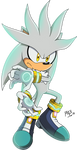 2019 - Silver the Hedgehog (Sonic X) by RGXSuperSonic