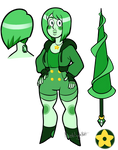 Gemsona Emerald