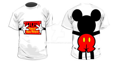 -uum in micky tee- by hesty0704