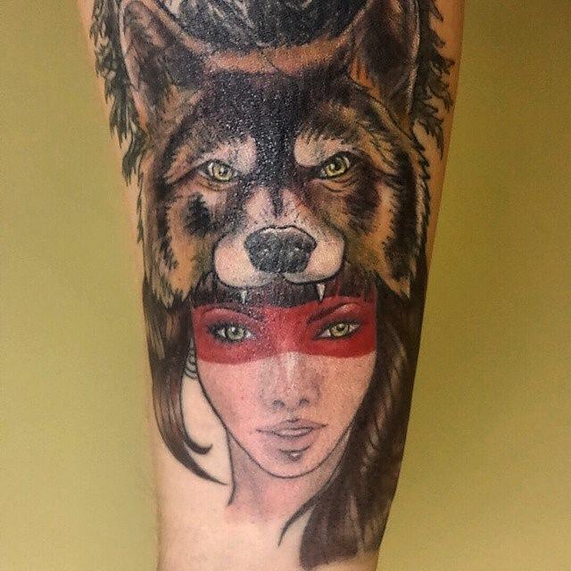 Tattoo I made by NekoRobbie