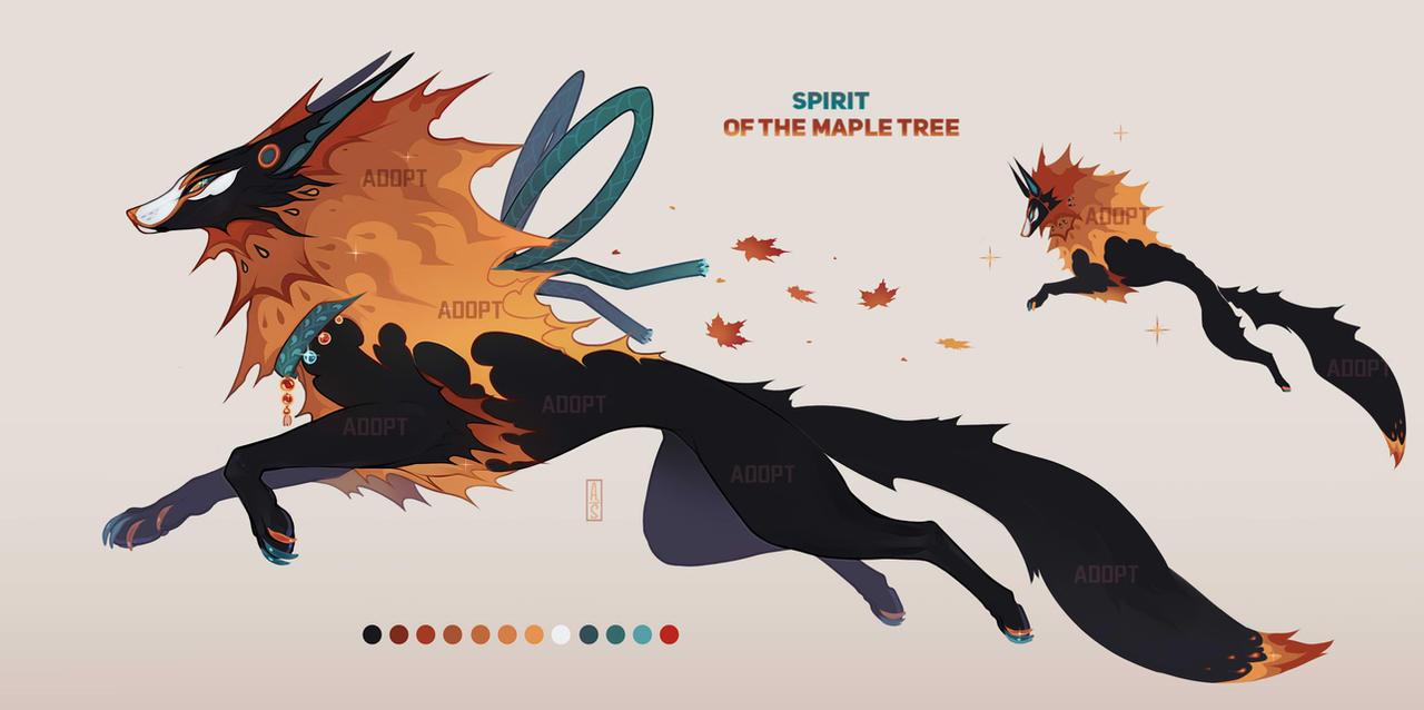 maple tree ( closed )