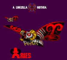 Mothra Aries Custom Sprite