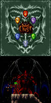 Linkzilla Video Game Reviews: Demon's Crest