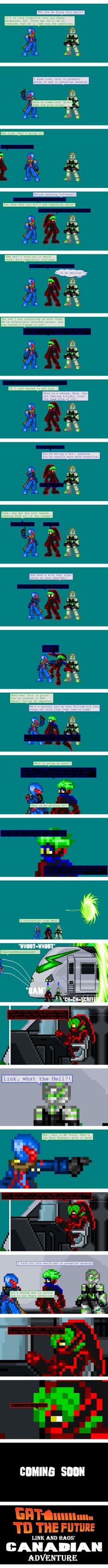 Cosplay Response by Linkzilla