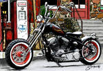 Motorcycle
