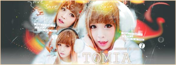 Tomia by LilPriWish