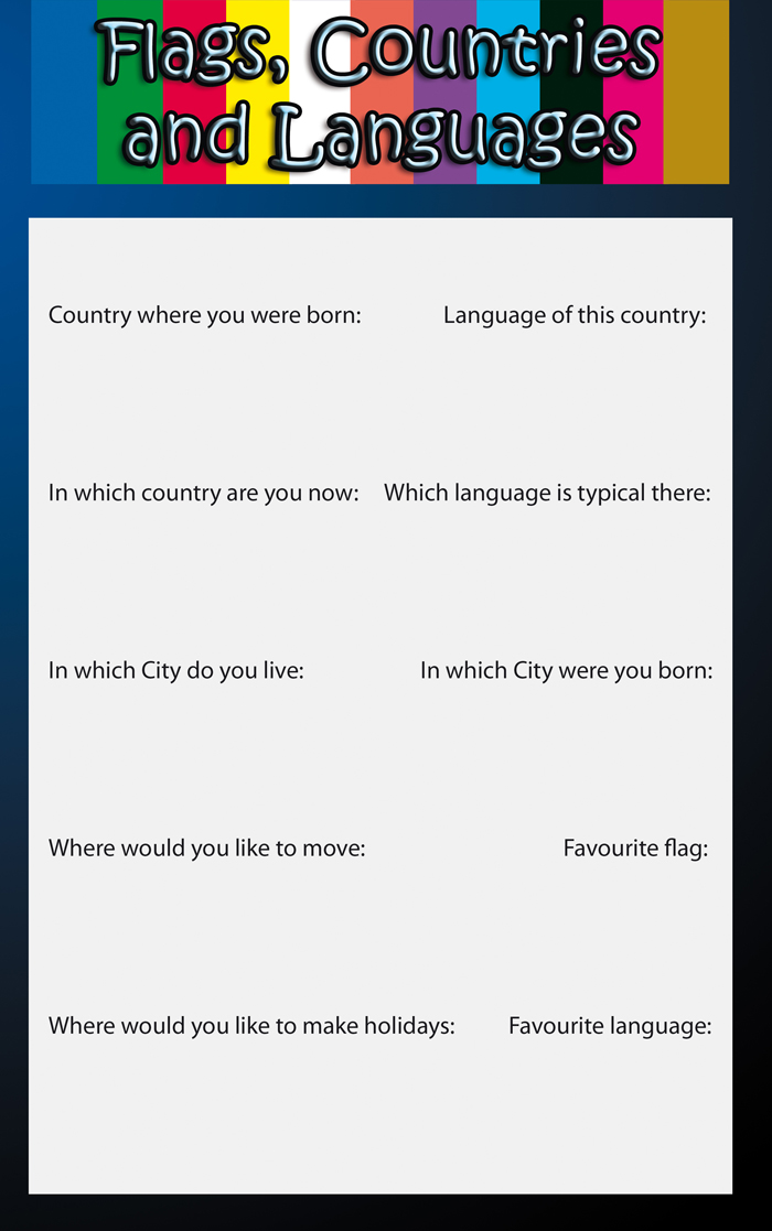 Flags Countries And Languages Meme By Mizu On DeviantArt - Countries and languages
