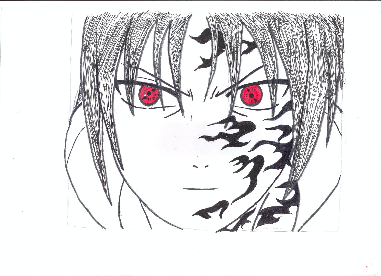 Uchiha Sasuke Sharingan by so-much-tacit on DeviantArt