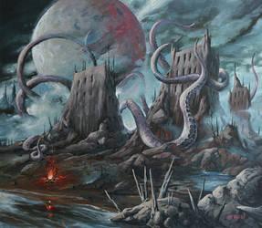 Fear by Hellien