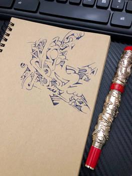 Thursday doodle 7.22.21
