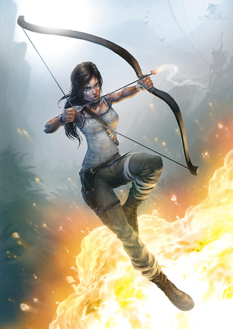 Tomb Raider Reborn by EvilPirate