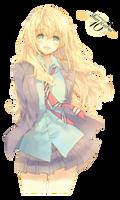 [Render 20] Miyazono Kaori by ShinKatsu10