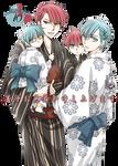 [Render 53] Akashi and Kuroko