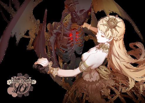 [Render 101] Heart Bones