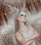 Winter Ghost by BloominStella