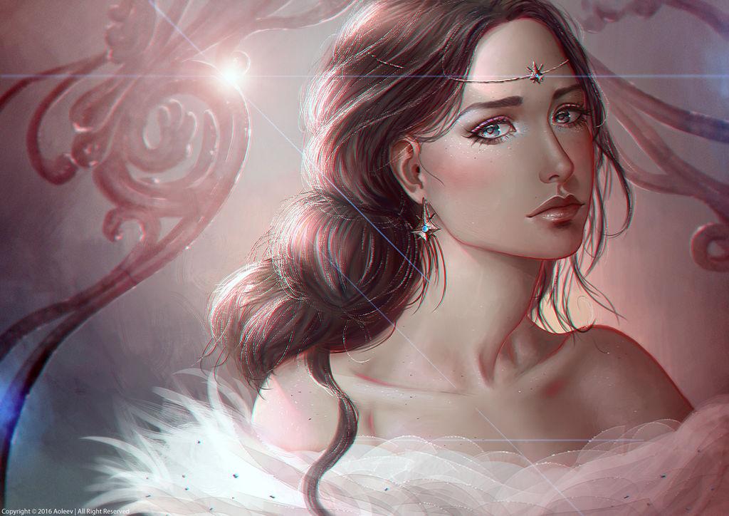 Helen by Aoleev