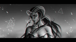 Goddess of Misery by Aoleev