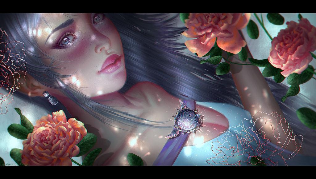 Paeonia by BloominStella