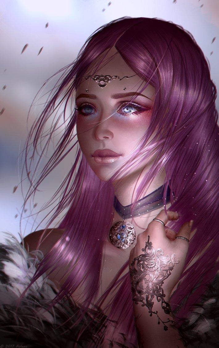 Beautiful Disease by Aoleev