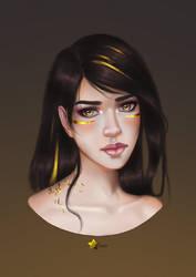 Celeste A. by Aoleev
