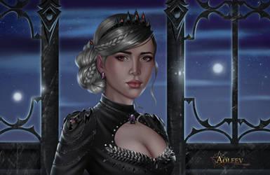 Dark Queen [c] by Aoleev