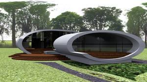 Shell House 2