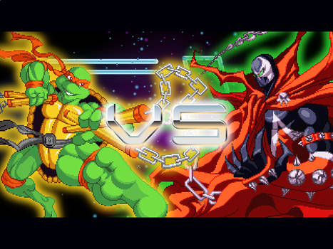 Mike vs Spawn