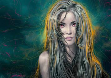 My Demonic Ghost - Lust by JacintaMaree