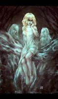 Kingdom of Ashes - Belle the Medium by JacintaMaree