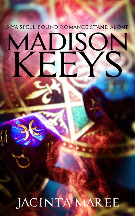 MADISON KEEYS - Book Cover by JacintaMaree