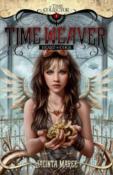 TIME WEAVER: HEART OF COGS - Cover reveal by JacintaMaree