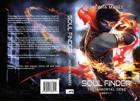Soul Finder - Cover Reveal