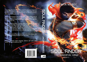 Soul Finder - Cover Reveal