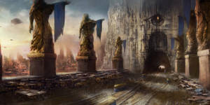 The Golden City. TIME WEAVER: THE TIME COLLECTOR