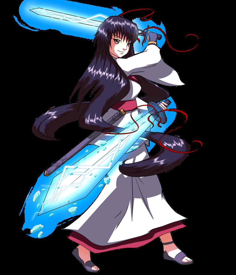 Yamanaka Ino By Rice Su On Deviantart: Keiko Akagi Zillo (Naruto OC) By AlexAkagiZillo On DeviantArt