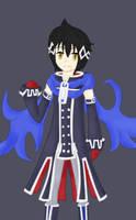 Rei as Lucius by AnjuSendo